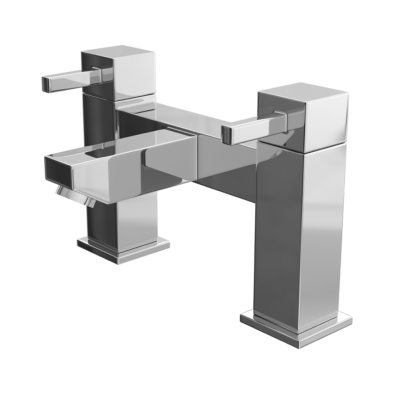 Emperor Two Handle Bath Filler