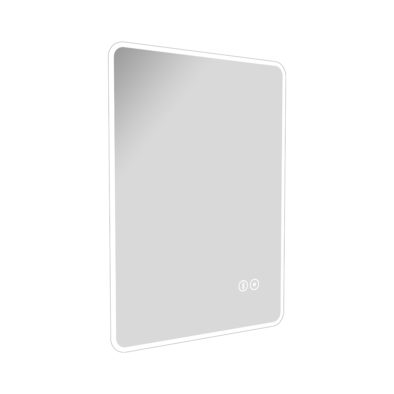 Ambient Mirror with Bluetooth, De-mist & Touch Sensor 500x600x75mm