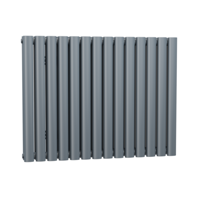 Double Panel Designer Radiator Colour: Anthracite Size: 633*826*79