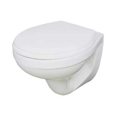 Victor Wall Hung Pan complete With Seat
